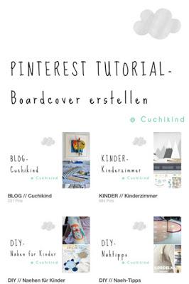 Pinterest Tutorial Boardcover erstellen