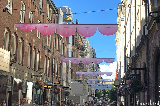 Stockholm an einem Tag
