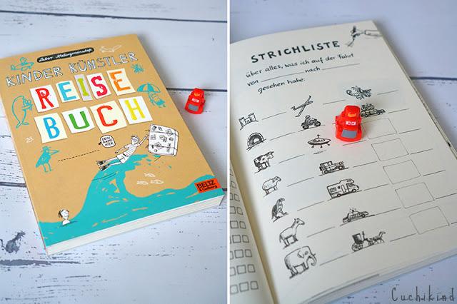 Kinderkünstler Reisebuch