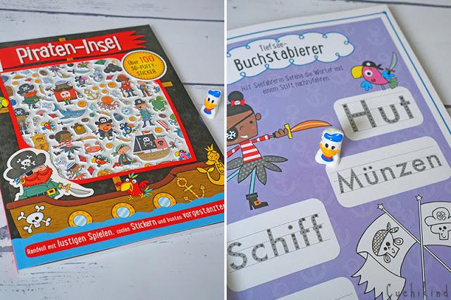 Bastelbuch Piraten