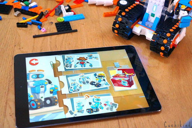 lego boost tablet