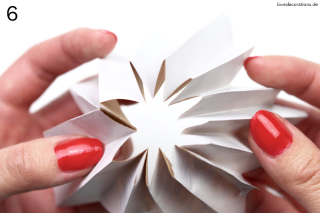 Tutorial Papiersterne