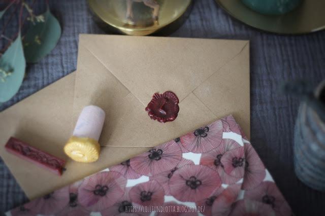 Briefpapier selber machen