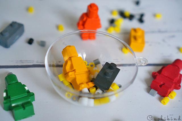 Wachsfiguren lego