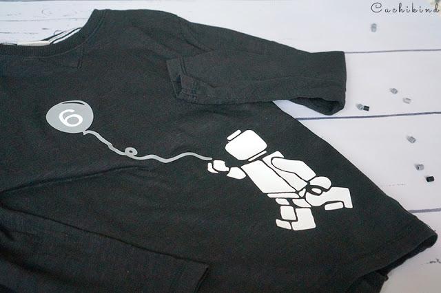 Lego Shirt plotten