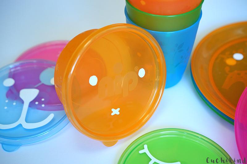 nip Geschirr für Kinder