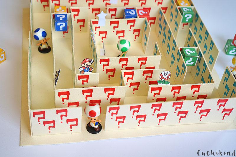 Labyrinth selber bauen