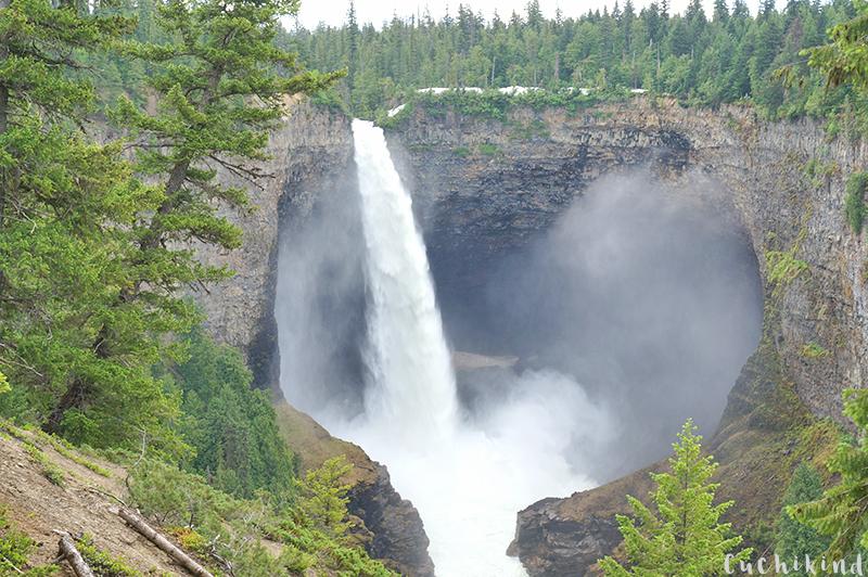 größter Wasserfall Kanadas