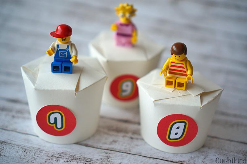 Lego Adventkalender selbermachen