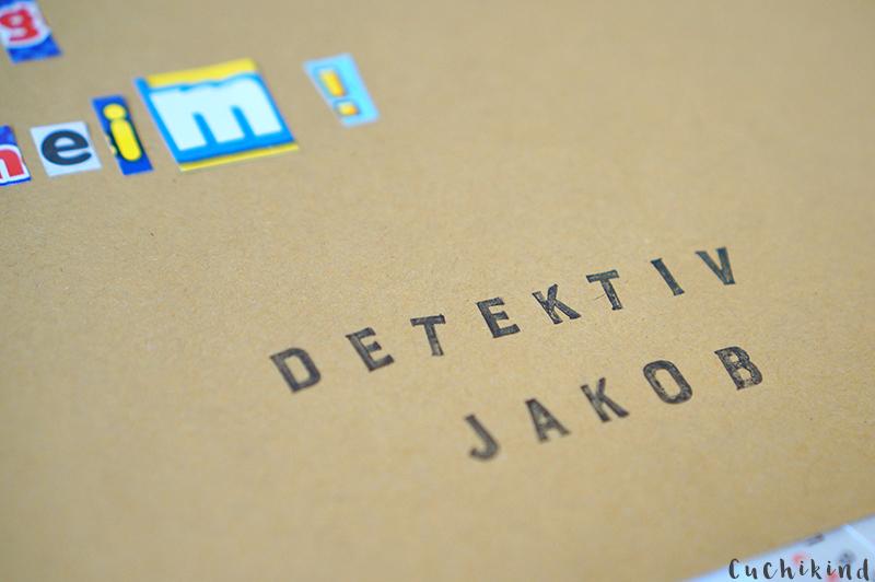 Detektivgeburtstag