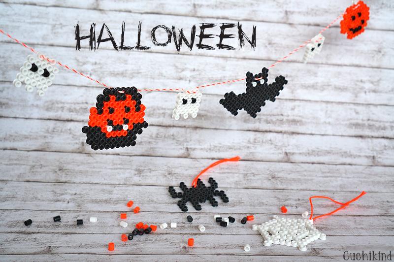 Bügelperlengirlande_als_Halloweenschmuck