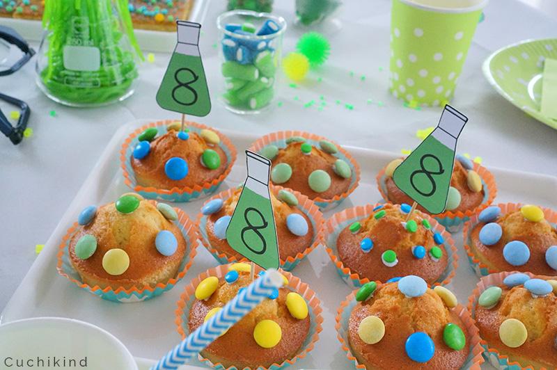 Muffins_für_die_Forscherparty