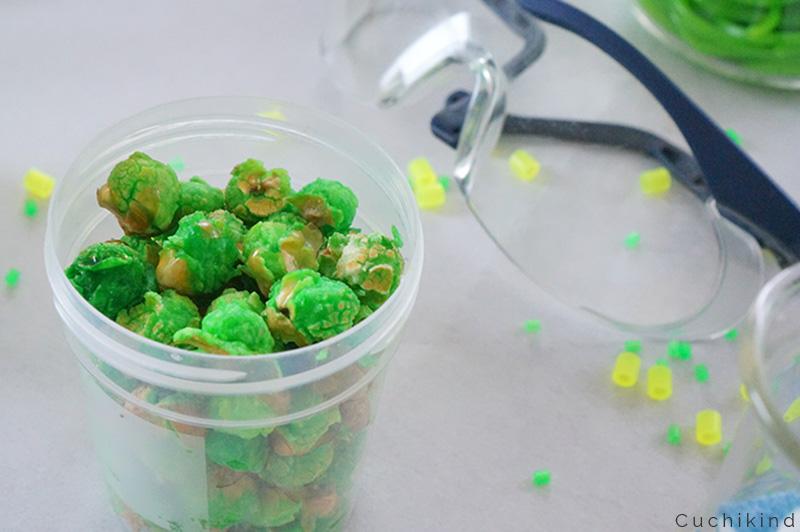 grünes_popcorn_für_die_Forscherparty