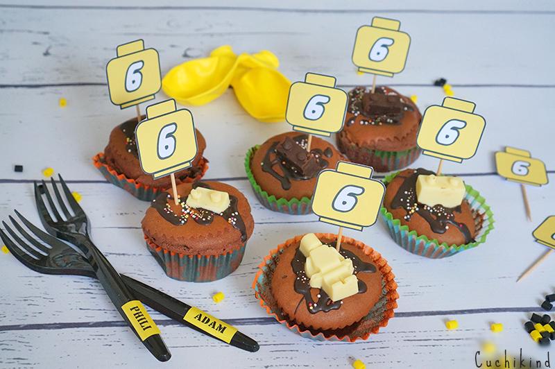 muffins_Legogeburtstag