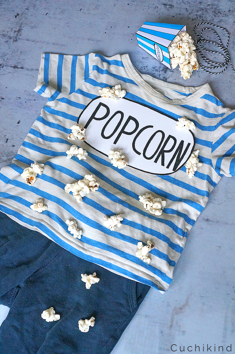 popcorn_faschingskostüm